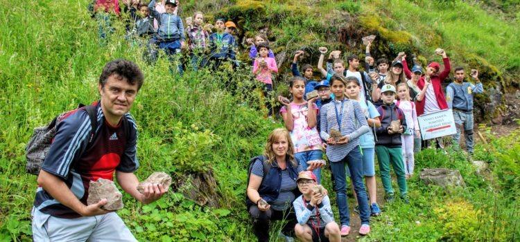 Turistický výlet na Kamenický hrad 2018