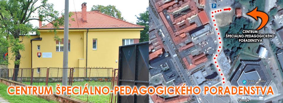 Centrum špeciálno-pedagogického poradenstva