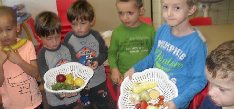 Týždeň zdravej výživy v MŠ