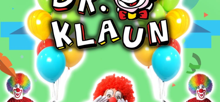 Dr. Klaun – vystúpenie Z rozprávky do rozprávky