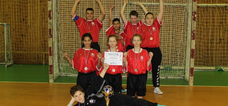 Majstrovstvá Slovenska vo futsale SP žiakov do 16 rokov – Bratislava