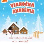 Vianočná akadémia a Štedrovečerná večera 2018 zachytené na fotografiách