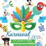ŠKD – karneval 31.1.2019