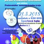 Atletický festival pre deti s Downovým syndrómom