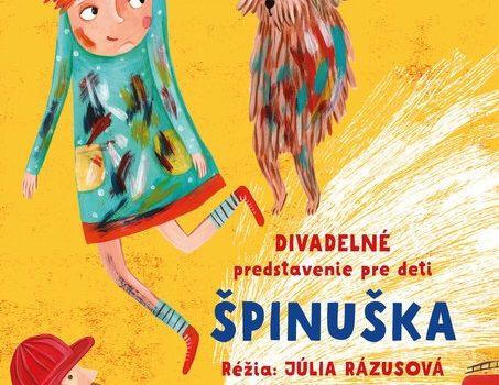 Návšteva predstavenia Špinuška v divadielku Viola