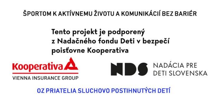 Projekt OZ Priatelia sluchovo postihnutých detí v Prešove