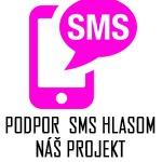 Podporte nás svojou SMS – HLAS 25 na 0902 02 02 92