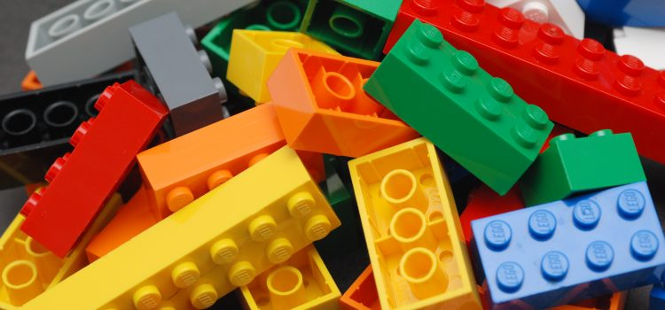 Máme radi Lego