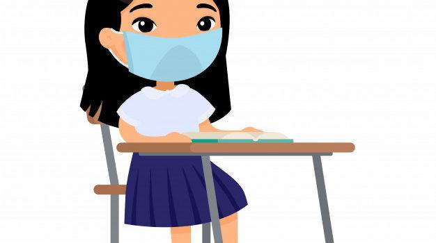 Usmernenie k používaniu rúška a respirátorov v školách s účinnosťou od 15. 3. 2021