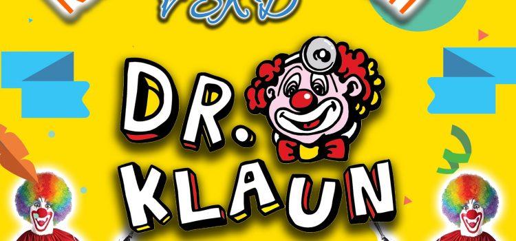Pozvánka od DR.KLAUNa na predstavenie Klaun Hudobníkom